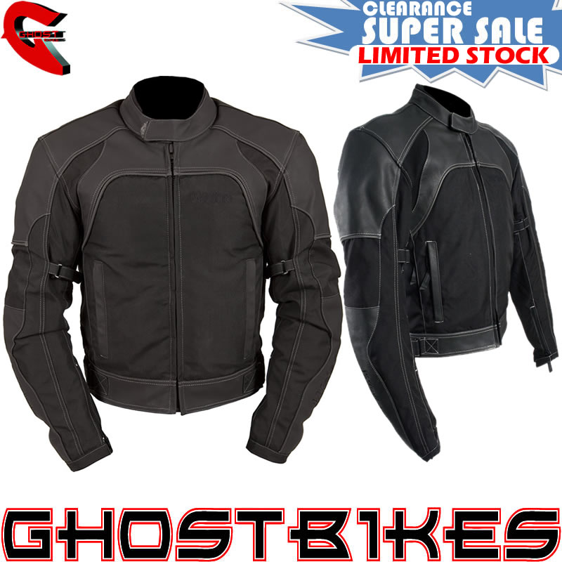Textile Motorcycle Jacket Motorcycle Jackets Save With ...