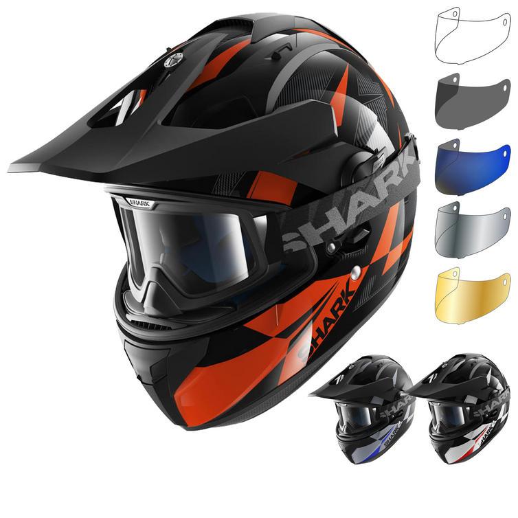 Shark Explore-R Cisor Dual Sport Helmet & Visor