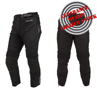 View Item Weise Titan Sport Motorcycle Trousers