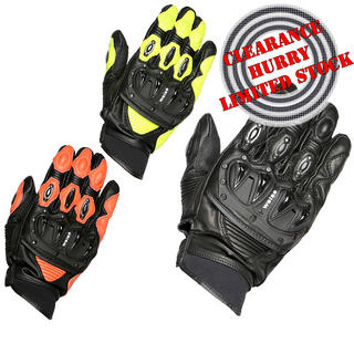 View Item Weise Daytona Sports Motorcycle Gloves
