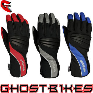 View Item Weise Fusion Motorcycle Gloves