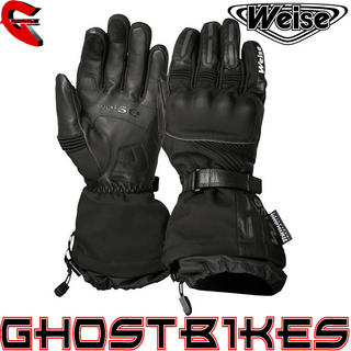 View Item Weise Montana Motorcycle Gloves