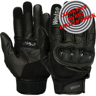 View Item Weise Street Fight Motorcycle Gloves