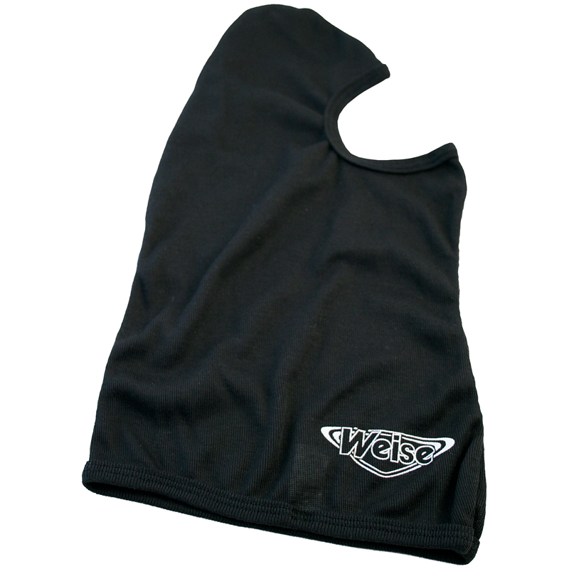 WEISE COTTON LIGHTWEIGHT UNDER HELMET MOTORBIKE MOTORCYCLE BALACLAVA Enlarged Preview