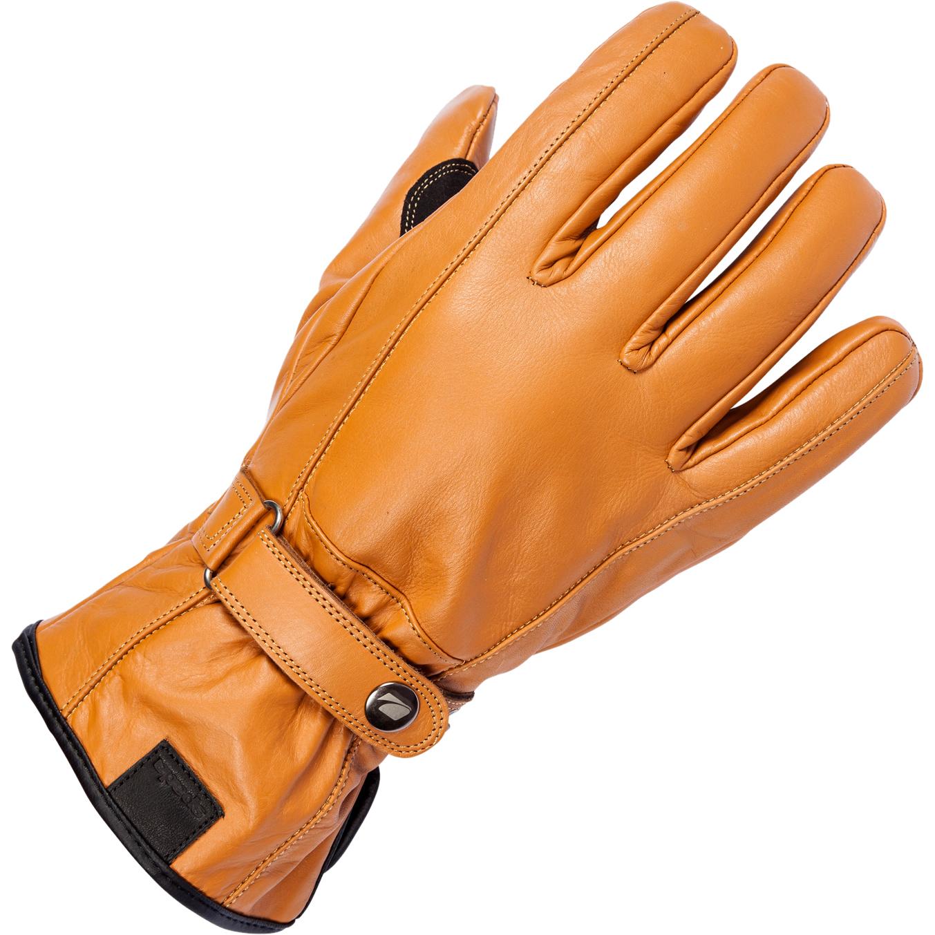 Motorcycle gloves cruiser - Spada Freeride Leather Motorcycle Gloves Waterproof Cruiser Touring