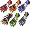 Spada Predator 2 Leather Motorcycle Gloves Thumbnail 2