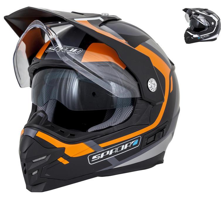 Spada Intrepid Beam Dual Sport Helmet