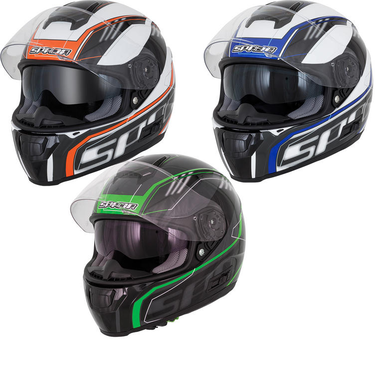 Spada SP16 Gradient Motorcycle Helmet