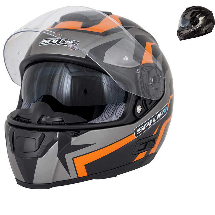 Spada SP16 Voltor Motorcycle Helmet