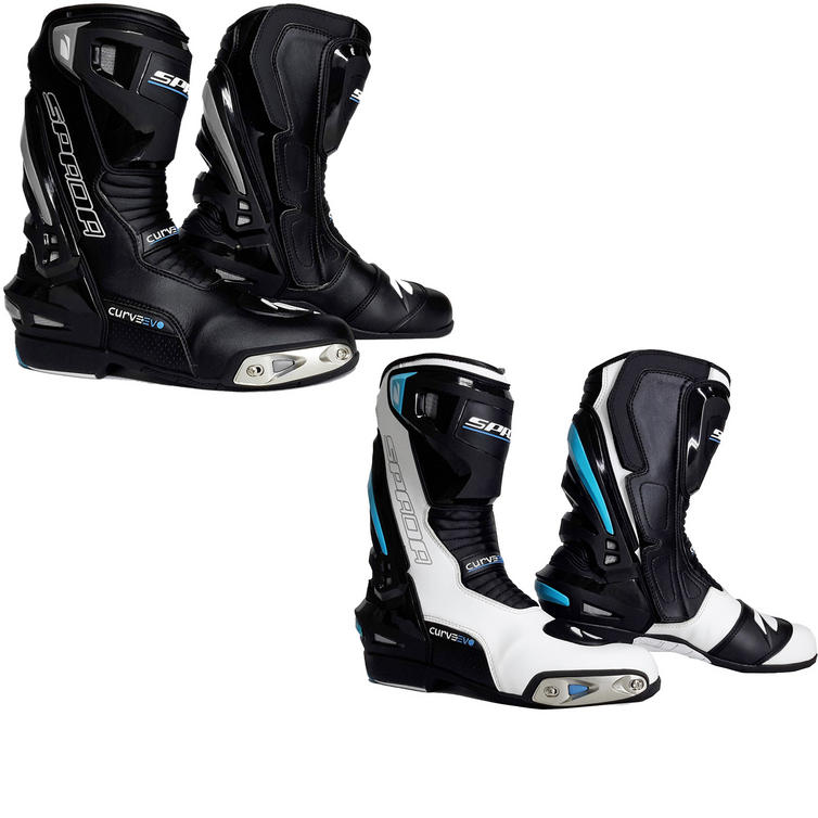 Spada Curve Evo WP Motorcycle Boots