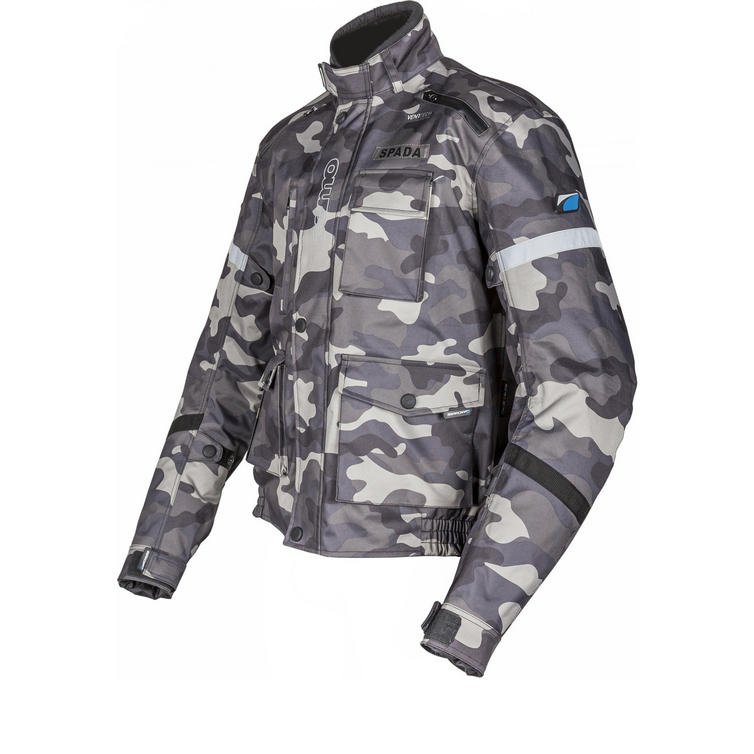 Spada Camo 2 Motorcycle Jacket