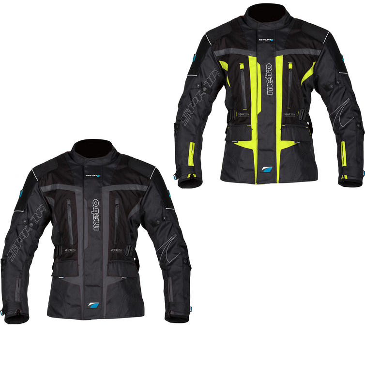 Spada Metro Motorcycle Jacket