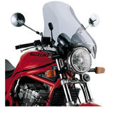 Givi Universal 4 Point Motorcycle Screen Smoked (A34)