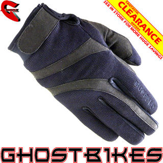 Buffalo City Motorcycle Gloves