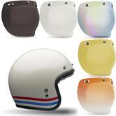 Bell Custom 500 Stripes Motorcycle Helmet Bubble Visor Kit