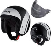 Caberg Freeride Mistral Open Face Motorcycle Helmet & Visor