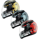 Shark S500 Air Skully Motorcycle Helmet