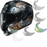 Shoei GT-Air Cog Motorcycle Helmet & Visor