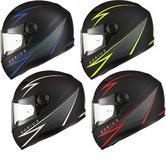 Agrius Rage Fuse Motorcycle Helmet (Pinlock Ready)