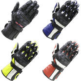 View Item Duchinni Ramina Leather Motorcycle Gloves