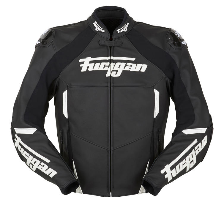 Furygan Cobra Leather Motorcycle Jacket