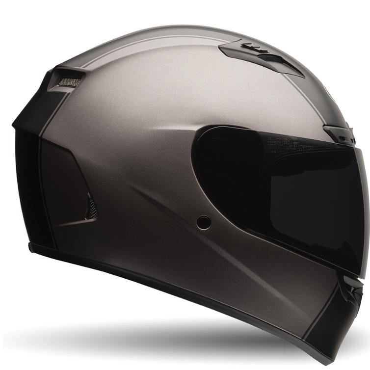 bell qualifier dlx motorcycle helmet photochromic visor. Black Bedroom Furniture Sets. Home Design Ideas