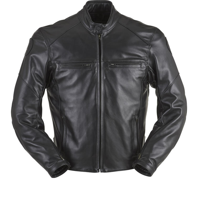 Furygan Vince Banshee Leather Motorcycle Jacket