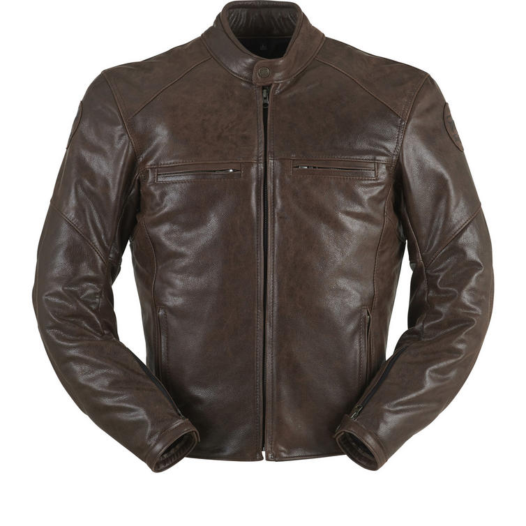 Furygan Vince Corsaire Leather Motorcycle Jacket