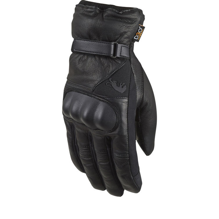 Furygan Midland D3O Leather Motorcycle Gloves