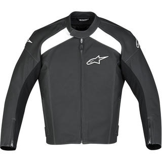View Item Alpinestars TZ-1 Leather Motorcycle Jacket