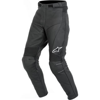 View Item Alpinestars Bat Leather Motorcycle Trousers