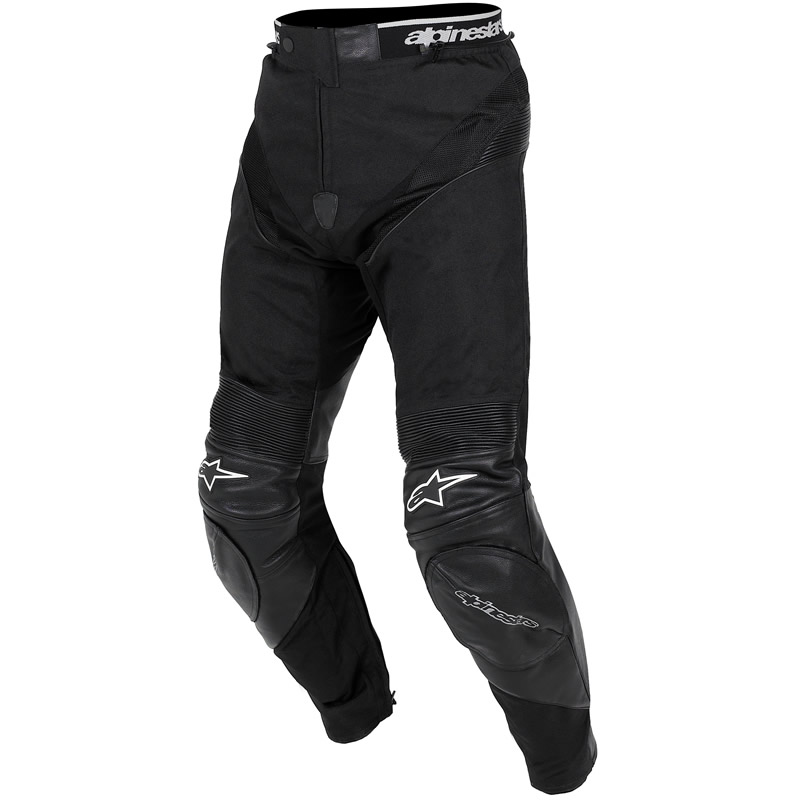 Alpinestars A10 A 10 Leather Textile Summer Sports