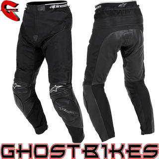 View Item Alpinestars A-10 Touring Motorcycle Trousers