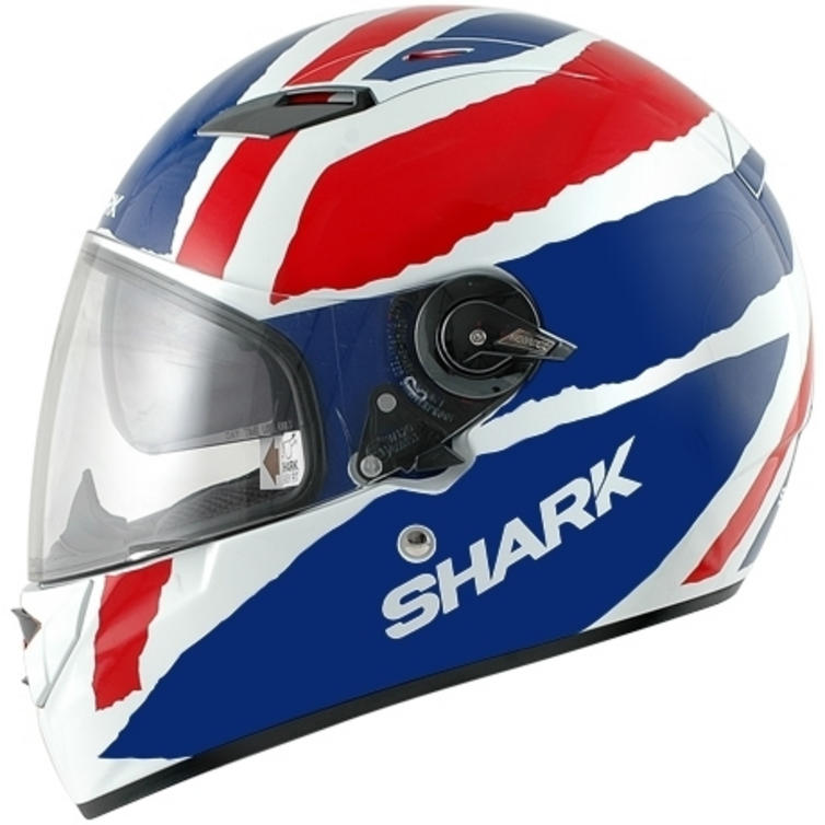 shark vision r jack motorcycle helmet full face helmets. Black Bedroom Furniture Sets. Home Design Ideas