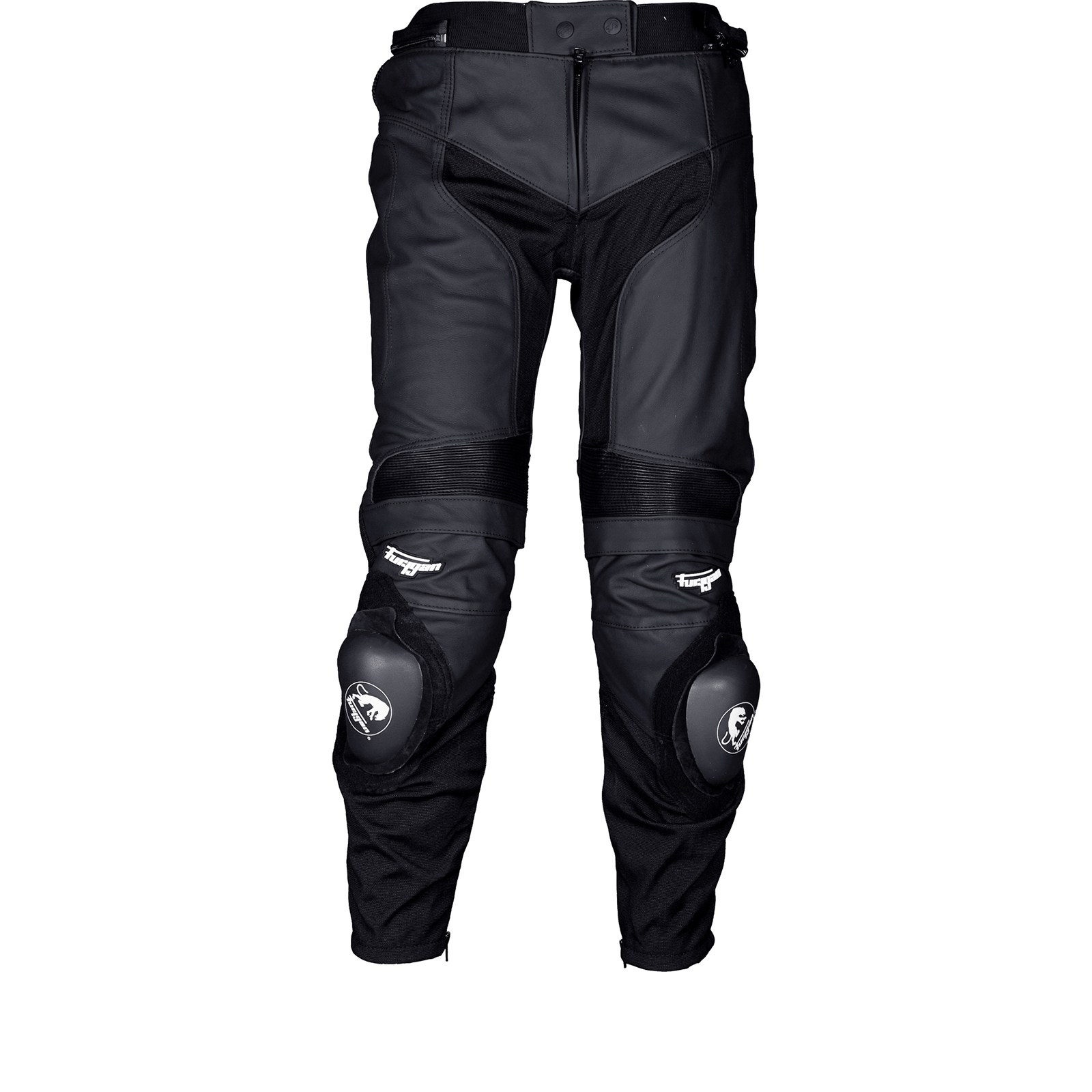 Wonderful New European Women Motorcycle Black Pencil Pants Faux Leather Zipper Harem Pa