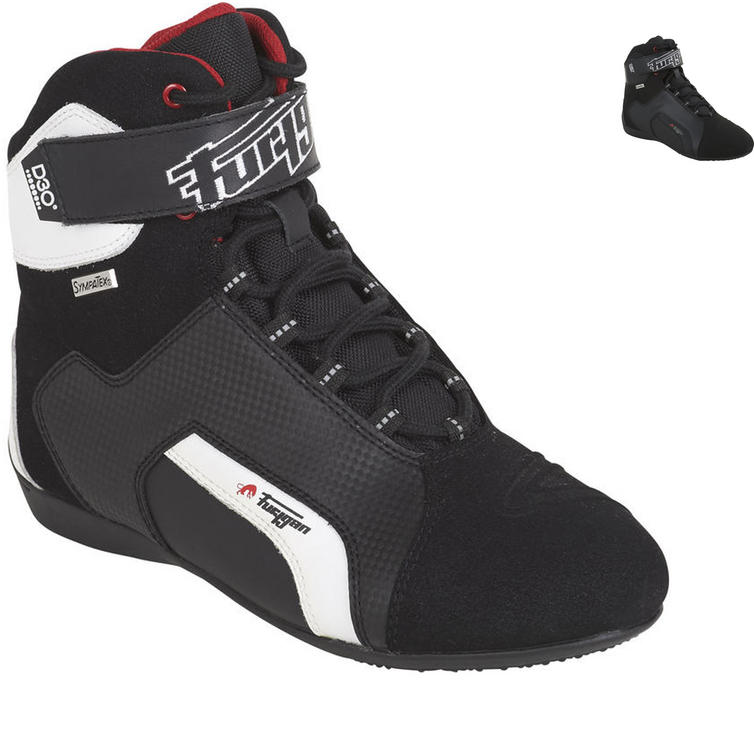 Furygan Jet D3O Sympatex Leather Motorcycle Boots