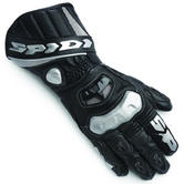 Spidi Race Vent Leather Motorcycle Gloves