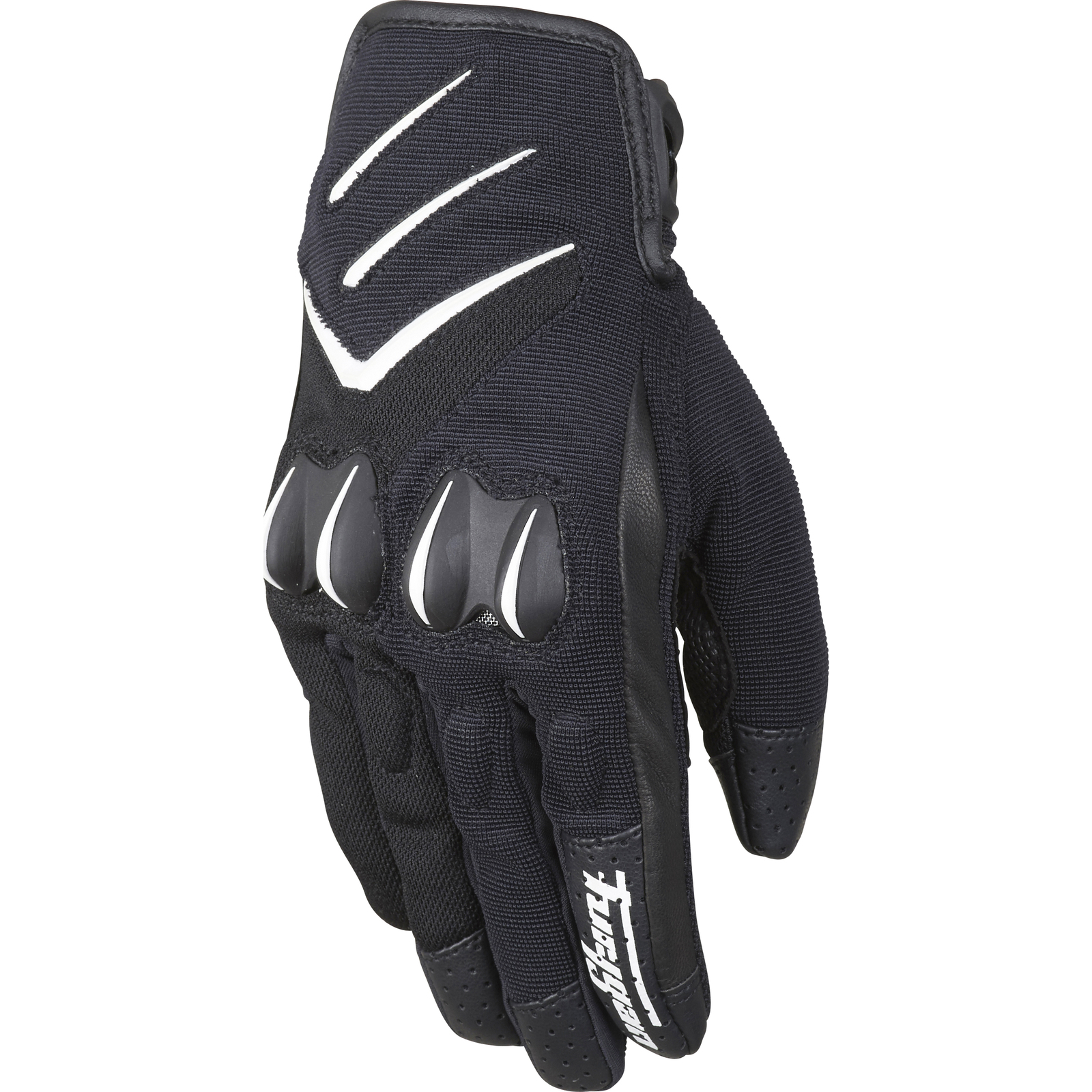 Motorcycle gloves ce approved - Furygan Delta Motorcycle Gloves Textile Mens Summer Vented