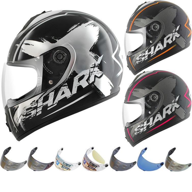 Shark S600 Exit Motorcycle Helmet & Visor