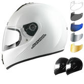 Shark S600 Prime Motorcycle Helmet & Visor