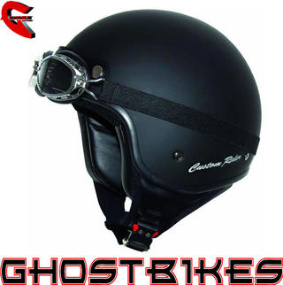 MT Custom Rider Motorcycle Helmet