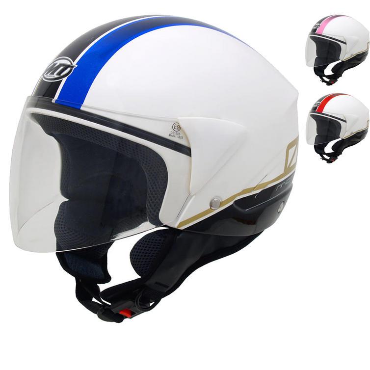 MT Ventus Motion Open Face Motorcycle Helmet