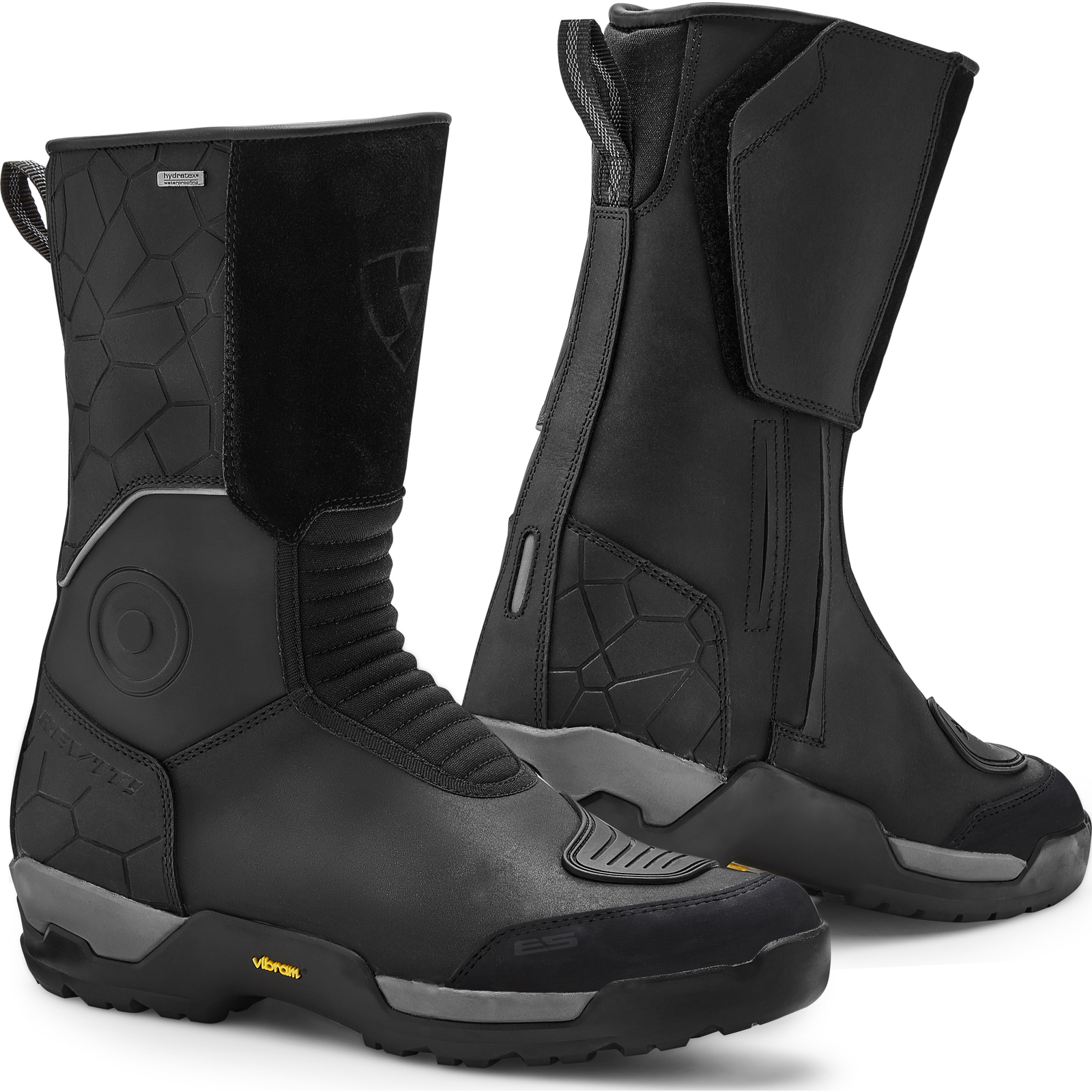 Rev It Trail H2O Motorcycle Boots Mens Summer Adventure Touring ...