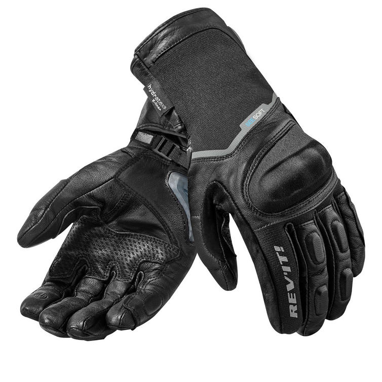Rev It Summit 2 H2O Leather Motorcycle Gloves