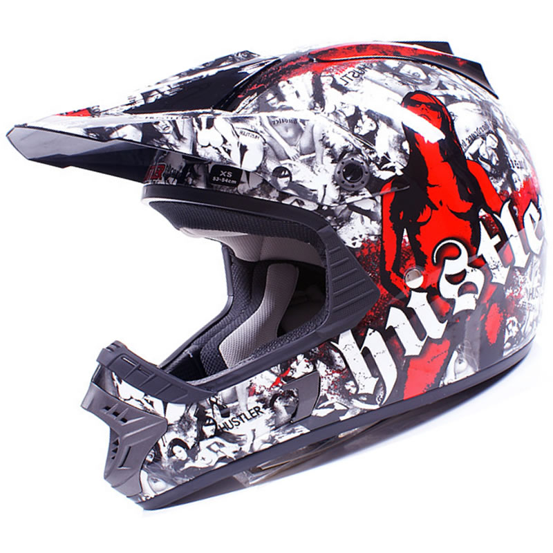 Hustler helmets in stock