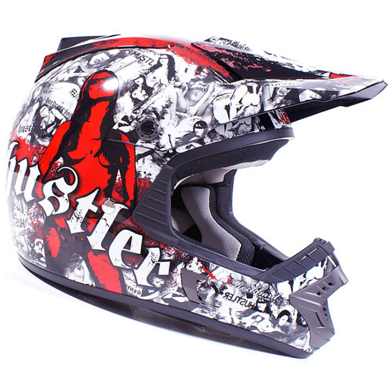Version rockhard hustler helmet