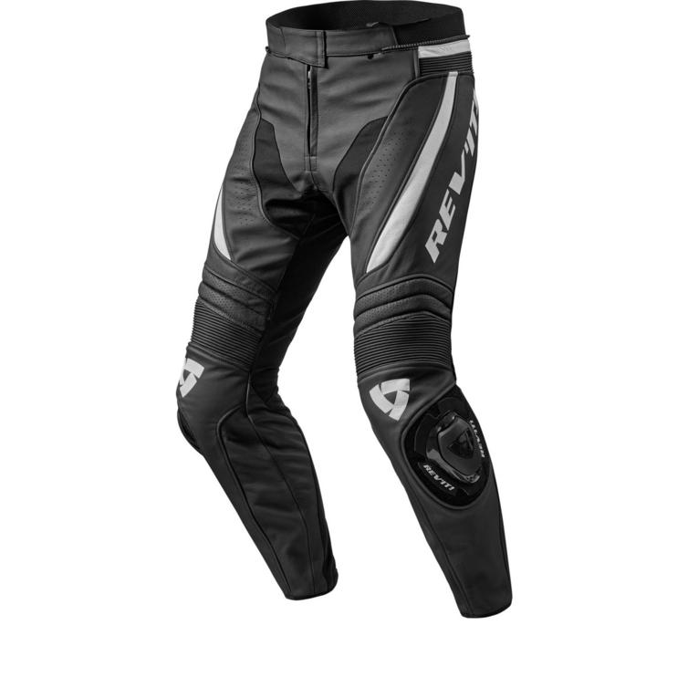 Rev It Masaru Leather Motorcycle Trousers