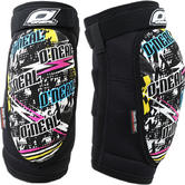 Oneal Sinner Neon Elbow Guards