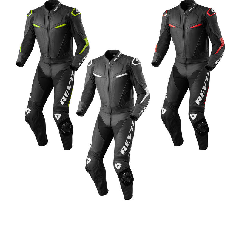 Rev It Masaru Two Piece Motorcycle Suit