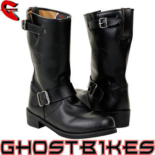 View Item Oxford Bone Dry Cruiser Motorcycle Boots